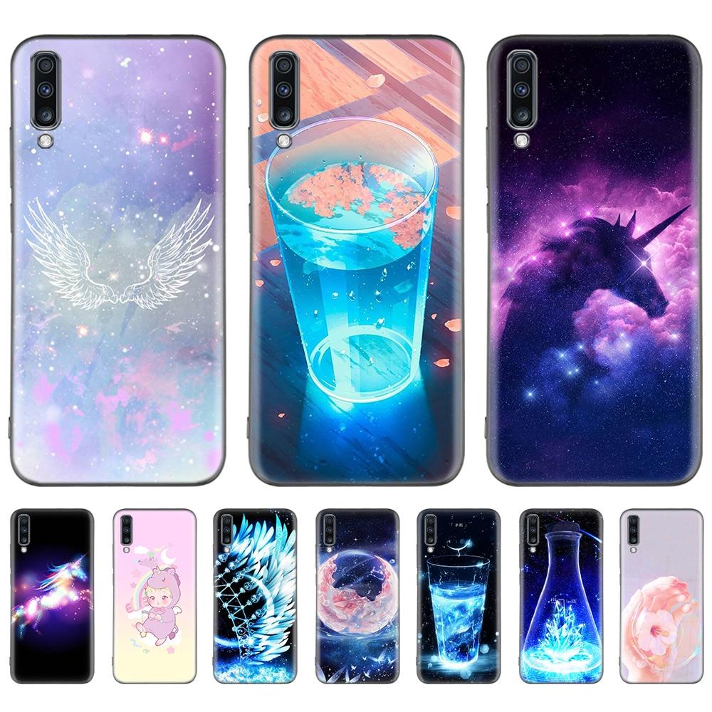 Shop Unicorn Water Phone Case - Black