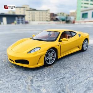 Bburago 1:24 Ferrari F-430 ori