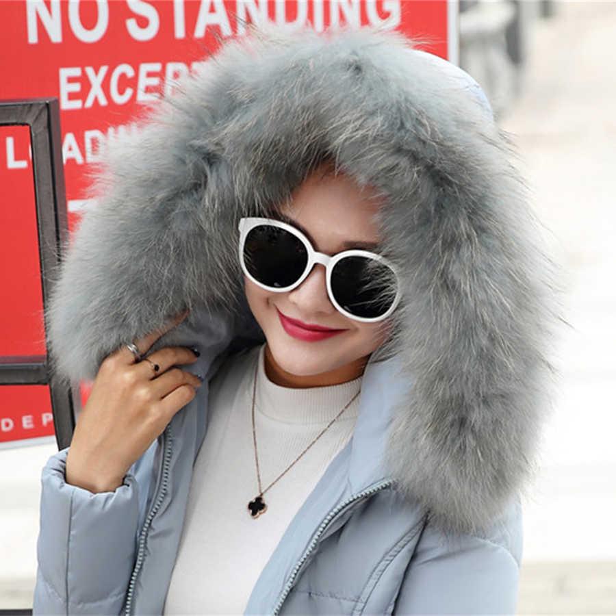Solide Winter Lange Fell Kapuze Unten Mäntel Frauen Mode Lose Verdicken Warme Baumwolle Jacke Weiblichen Koreanischen Plus Größe Parka Outwears