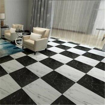 beibehang Self-adhesive floor stone plastic pvc floor leather waterproof wear-resistant home bedroom green plastic floor