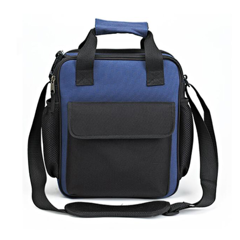 Multi-Tool Kit Shoulder Bag Dual-Use Tool Storage Bag Oxford Cloth Carpenter Tool Bag Drill Hammer Storage Kit