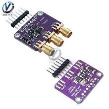 Generador de señal de reloj Módulo de circuito impreso SI5351 SI5351A GY-SI5351 generador de onda cuadrada de señal de alta frecuencia 8KHz-160MHz