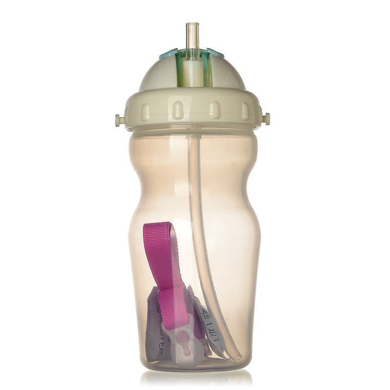 Baby Products 360ml With Rope Pp Baby Cup Sippy Cup
