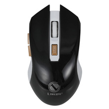 лучшая цена G3 Wireless Rechargeable Mouse 6 Buttons 3 Adjustable DPI Level Mute Silent Optical Mouse for PC Laptop 1800 DPI for Office game