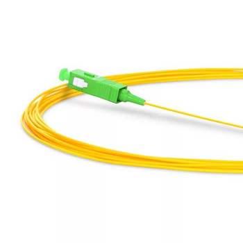 50PCS/lot SC APC SM Singlemode 0.9mm Fiber Optic Pigtails Buy more and save more