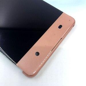 Image 5 - Pantalla LCD Original de 5,0 pulgadas para Sony Xperia XA F3111 F3113 F3115, montaje de digitalizador con pantalla táctil LCD con marco