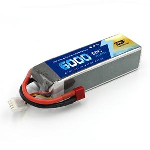 Image 5 - ZDF 2PCS 3S 6000mAh 11,1 V 50C Lipo Batterie für racer racing trx X MAXX UNLIMITDE E REVO TR 4 RC Auto RC Boot RC Drone