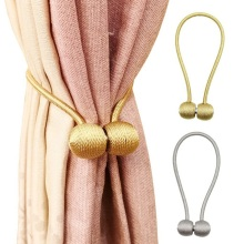 Магнитный шар, кольцо для занавесок, жемчужный галстук, веревка, зажимы, аксессуары, стержни, Holdbacks, пряжка, аксессуары, держатель для крючка, домашний декор