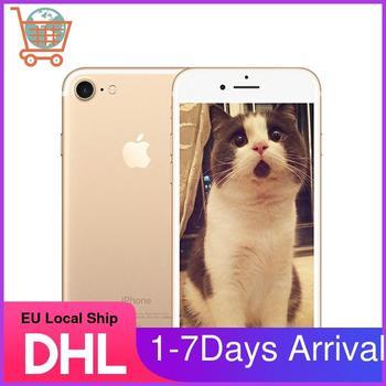 EU Local Ship Apple iPhone 7 4G LTE Smartphone 32/128GB/256GB IOS 12.0MP Camera Quad-Core Fingerprint 12MP Camera Apple Phone