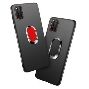 For Vivo V19 Neo Case Cases Finger Ring Magnet Matte Protector Coque On For Vivo IQOO Neo 3 For Vivo V19 Neo Case