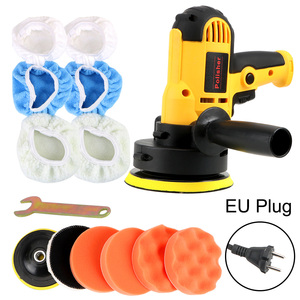 Image 5 - 220v 3700 rpm carro elétrico polisher scratch repair 700w máquina de polimento automático velocidade ajustável lixar depilação ferramentas acessórios