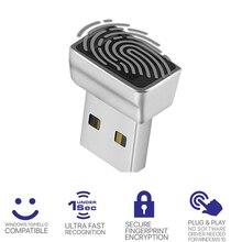 Reader-Module Biometric Scanner Laptops Usb Fingerprint Windows-10 Hello for Padlock