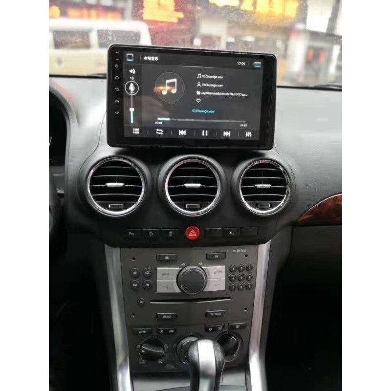Chogath 9 Inch Android Screen Car Multimedia Player Gps Navigation Android 7.1 Car Radio Gps For Opel Antara