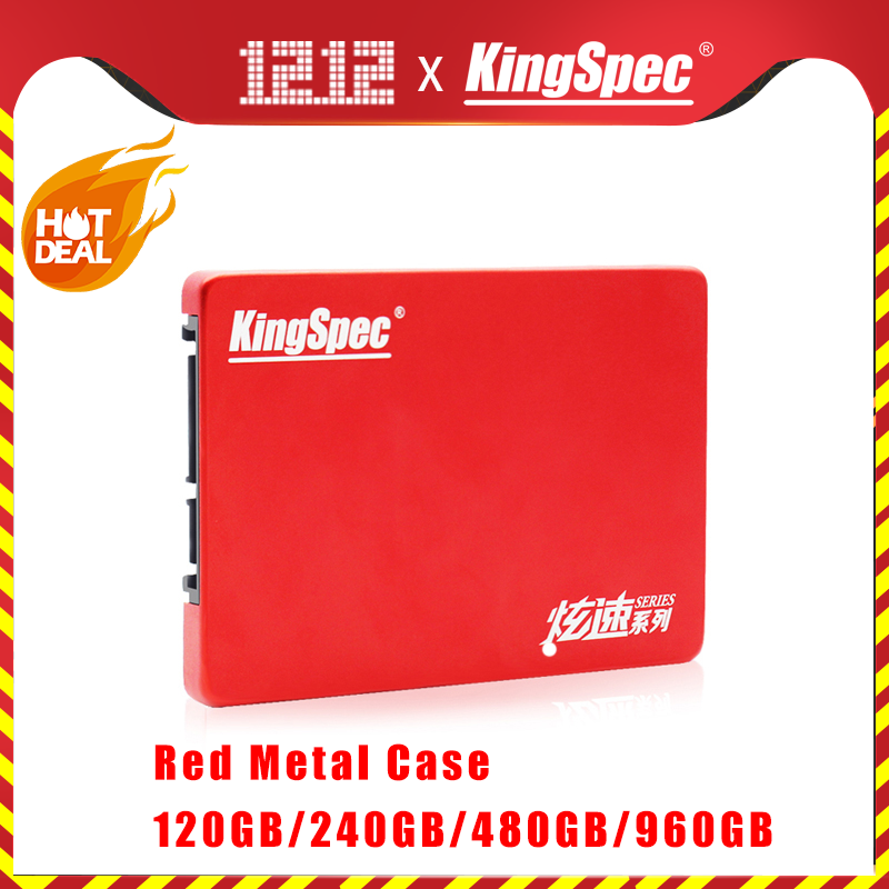 New KingSpec HDD 2.5