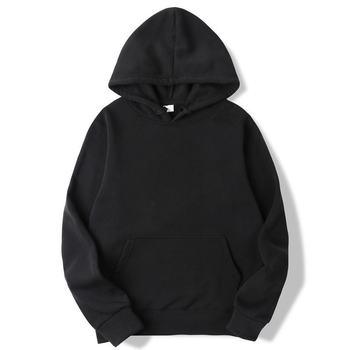 hoodies Fashion Brand Men's Hoodies 2020 Spring Autumn Male Casual Hoodies Sweatshirts Men's Solid Color Hoodies Sweatshirt Tops