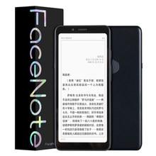 Google Spielen Hisense Facenote Ireader Romane Ebook Reine tinte Display A5 Multi-Sprachen Android 9 Schützen auge Celular Telefon
