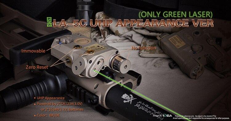 com interruptor remoto só versão laser verde
