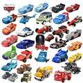 Disney Pixar Тачки 2 3 Молния Маккуин Аксельрод мэтер мисс мама 1:55 литые автомобили из металлического сплава для мальчиков детские игрушки Рождес...
