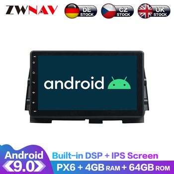 Android 9 IPS Screen PX6 DSP For Nissan Kicks 2017 2018 2019 No Car DVD Player GPS Multimedia Player Radio Audio Stereo 2 DIN android 9 0 ips screen px6 dsp for kia soul 2014 2015 2016 2020 car no dvd gps multimedia player head unit radio audio stereo