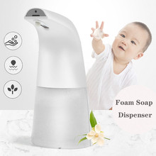 250ML Touchless Soap Hand Sanitizer Dispenser Automatic Foam Soap Dispenser Mist Spray Hand Sanitizer Disinfection gojo 962112 bag in box hand sanitizer dispenser 800ml 5 5 8w x 5 1 8d x 11h we
