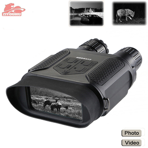 Image 1 - 7X31 Infrared HD Digital Night Vision Goggles Camera Handheld Binoculars Image Video Recording Infrared Camera NV400B Widescreen