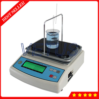 Líquidos Densitômetro eletrônico Laboratório VTS6002YT Gravímetro Para Farmácia Asfalto Da Pintura Óleo Instrumento De Teste De Densidade