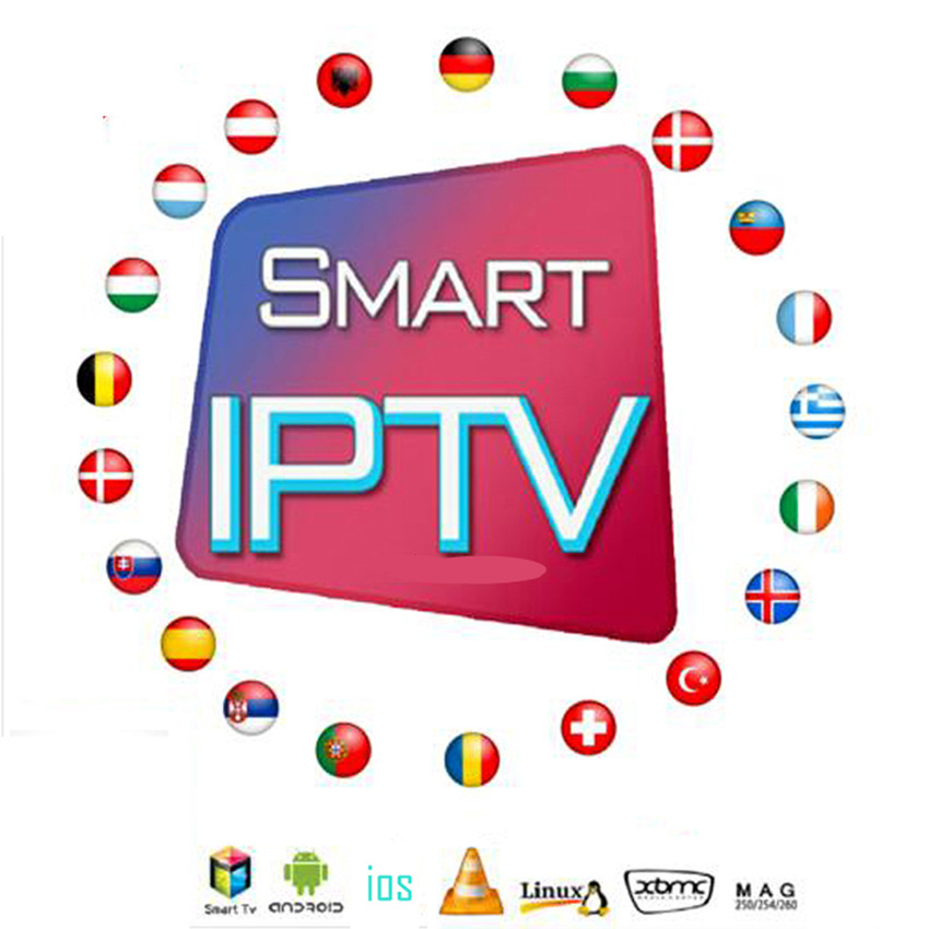 7500 Lives World IPTV Subscription Iptv Android Spain Arabic Portugal USA UK France German Poland Turkey Android For M3U Smarttv