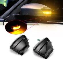 2 pces para ford s-max 2007-2014 kuga c394 2008-2012 c-max 2011-2019 led espelho lateral dinâmico sequencial indicador blinker luz