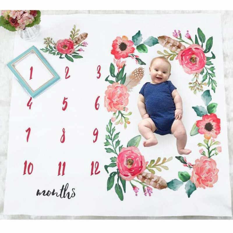 Детское одеяло для фотосъемки, детское одеяло для приёма, реквизит для фотосессии, ткань для пеленания новорожденных, обертывание, 0-12 м