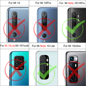 Image 5 - Xundd Shockproof Case For Xiaomi Mi Note 10 Pro Case Xundd Bumper Airbag Protective Transparent Cover For Mi Note 10 Lite Case