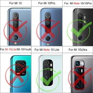 Image 5 - Xundd için darbeye dayanıklı durumda Xiaomi Mi not 10 Pro kılıf Xundd tampon hava yastığı koruyucu şeffaf kapak için Mi not 10 lite durumda