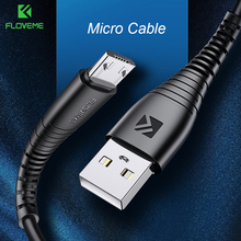 Micro-Usb-Cable Tablet Android Usb-Charging-Cord Mobile-Phone Xiaomi Samsung FLOVEME