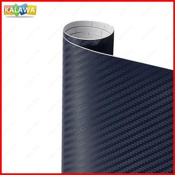 pearl gloss metallic blue vinyl for car wrap midnight blue glossy film with air bubble free car stickers size 1 52 20m roll 3D Carbon Fiber Vinyl Blue Multiple Size Car Wrap Sheet Roll Film Sticker Motorcycle Automobile Styling Black Decals Furniture