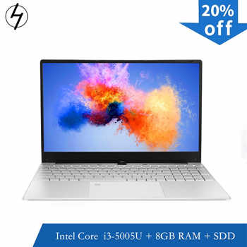 15.6 inch Notebook i3 Fingerprint unlock Intel Core I3 5005U 8GB RAM laptop 256GB 512GB 1TB SSD Gaming notebook with WiFI Webcam - DISCOUNT ITEM  20% OFF All Category