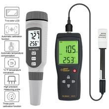 Professional digital PH meter Pen Type Portable Water Quality Tester Acidometer for Aquarium Acidimeter water PH acidity meter цена 2017