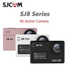 SJCAM SJ8 экшн-камера серии SJ8 Air& SJ8 Plus и SJ8 Pro 1290P 4K камера wifi Пульт дистанционного управления Водонепроницаемая SJ cam Спортивная DV