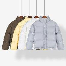 Toppies 2020 automne hiver femme veste bouffante blanc manteau femme chaud Parkas Outwear coréen mode vêtements