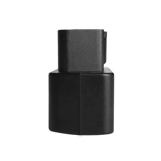 Mini OBD Voice Monitor GPS Tracker Car GSM Vehicle Tracking Device gps locator Software APP IOS Andriod No OBD2 scan detection 2