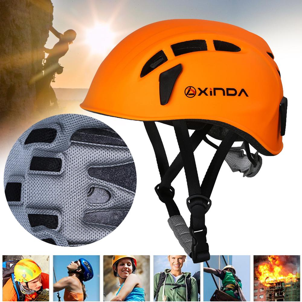 Downhill Helmet Expansion-Safety-Helmet Climbing Mountain-Rescue-Equipment Rock Outdoor