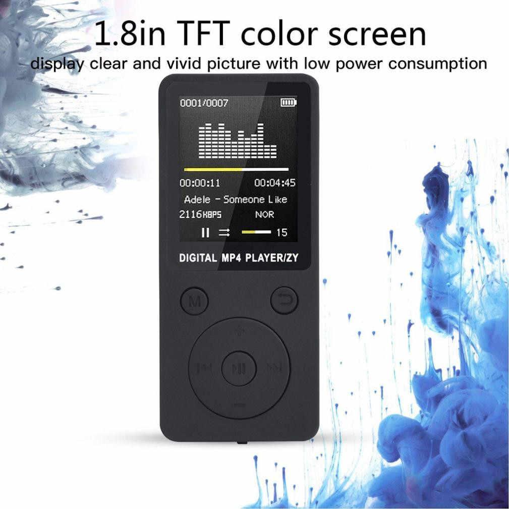 CARPRIE MP4 ضياع الصوت مشغل موسيقى FM مسجل MP4 لاعب بطاقة يمكن أن تلعب الموسيقى ومقاطع الفيديو