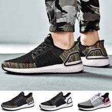 Мужские повседневные кроссовки дышащая удобная прогулочная обувь