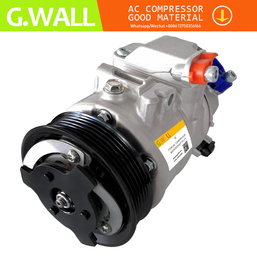Auto 6SEU12C A/C Compressor for Volkswagen Polo1.4L high quality with low price 447190-8890 6Q0820803J 6Q0820803Q