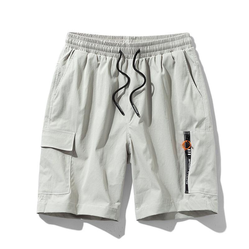 2020 Summer Men Casual Shorts Men Beach Shorts Homme Elastic Waist Male Casual Short Men Bermuda Masculina