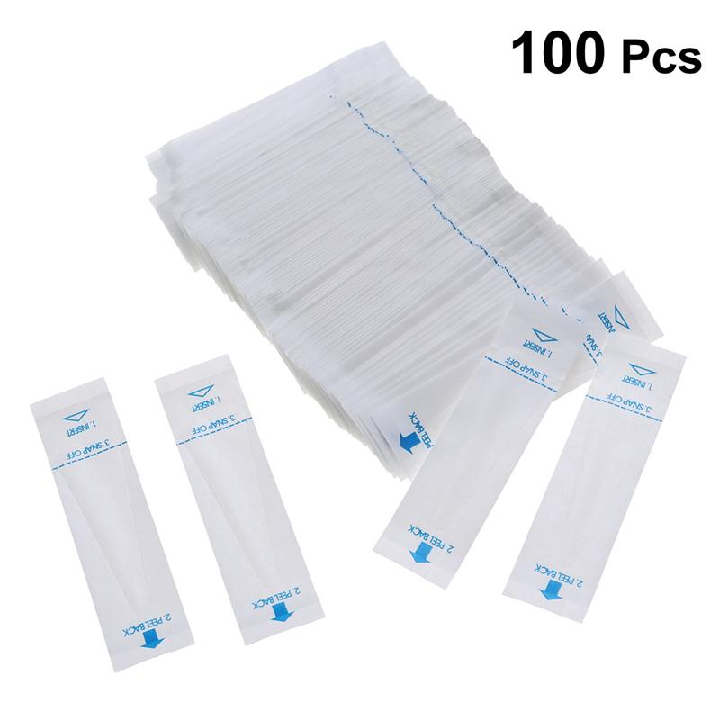 100PCS Disposable Protector For Digital Thermometer Probe Dental Tools Covers Sterile  Electronic Cover For Baby Care