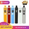 Original Joyetech Ego Aio D22 Xl Kit 4ml Tanque & 2300 Mah Bateria Embutida Ego Aio Xl Tudo-em-um Vaporizador Starter Kit Vs Ego Aio