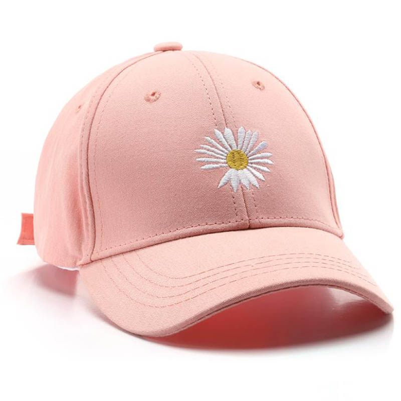 Doitbest 2021 Spring Child Baseball Cap 2 To 8 Years Old Little Daisies Candy Colors Kids Hats Boy Girl Caps Snapback Hat In Many Styles