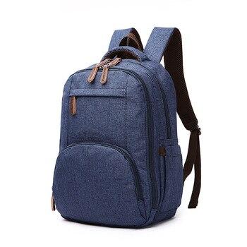 рюкзак стиль пеленки сумки   2019 Новый Стиль Анти-spillage материал наплечный рюкзак модная сумка для подгузников Студенческая школьная сумка дорожная сумка для кормления