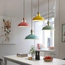 Pendant Lamp Vintage LED Industrial Style Bedroom Kitchen Bar Table Dining Room Furniture Loft Decor for Home Indoor Lighting
