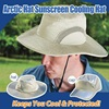 Hot Selling Arctic Cap Cooling Ice Cap Sunscreen Hydro Cooling Bucket Hat Arctic Hat with UV Protection Keeps you Cool Protected 1