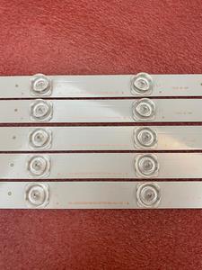 Image 5 - Nova 5 pçs/lote 10LED 777 milímetros tira conduzida luz de fundo para Hitachi LE40S508 C400F13 E2 C (G2) RF AB400E32 1001S 01 A7